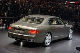 new bentley sedan 2013 bentley continental flying spur information and photos