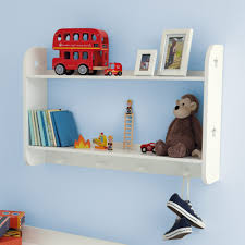 star wall shelves with hooks bookcases u0026 bookshelves