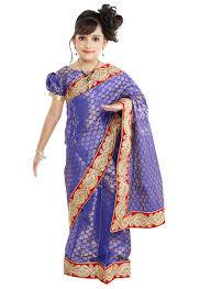 Baju Anak India 6 contoh model baju sari india anak perempuan 2016