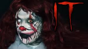 top halloween makeup top 14 halloween makeup tutorials compilation it pennywise makeup