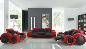 Bedroom Ideas Black And White Theme Furniture Modern Living Room With Flanigan Sofa For Your Chamber
