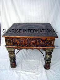 Maharani Coffee Table by Sunrise International Wooden Center And Coffee Tables