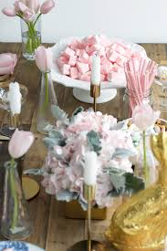 Easter Table Setting Easter Table Setting Pink The Town
