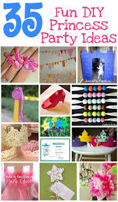 35 diy princess party ideas u2013 about family crafts