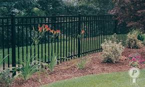 we engineer install custom ornamental picket fencing products