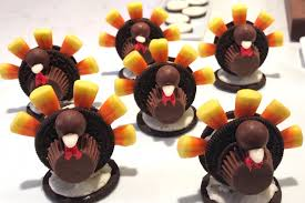 thanksgiving turkey cookies recipes giada de laurentiis