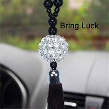 buddha mirror reviews online shopping buddha mirror reviews on 1 x car rearview mirror hanging ornament home interior decor buddha beads crystal ball lucky charm pendant hangings for handbag