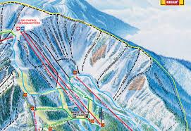 Map Of Taos New Mexico ski u0026 snowboard terrain taos ski valley official tourism and