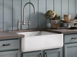 Kitchen Sink Kohler Kohler Apron Front Sink Faucet Kitchen And Bath Pinterest