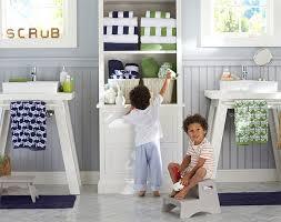Boys Bathroom Ideas by Bathroom Ideas Boys Kids Bathroom Decor With Patterned Shower