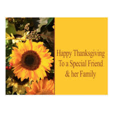 happy thanksgiving friend gifts on zazzle