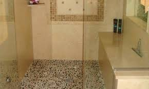 stone tile shower bathroom shower tile design ideas pictures with