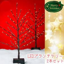 nnmart rakuten global market led tree branch led tabletop twig