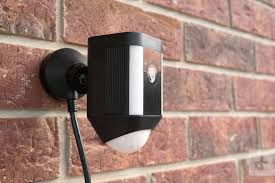 ring security light camera ring spotlight cam wired review digital trends