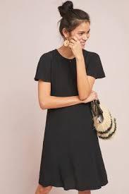 sleeve black dress dresses dresses for women anthropologie