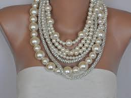 chunky necklace pearl images Chunky necklaces for women the unique chunky necklaces jewelry jpg