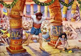 samson and delilah bible story summary