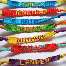 bracelet friendship name images Shop friendship bracelets with names on wanelo jpg