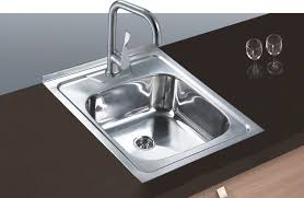 Modern Stainless Steel Kitchen Sink Design Kitchen  Gauge - Large kitchen sinks stainless steel