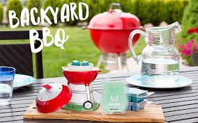Backyard Barbeque Father U0027s Day Warmer Bundle Backyard Bbq Warmer And Three Scentsy