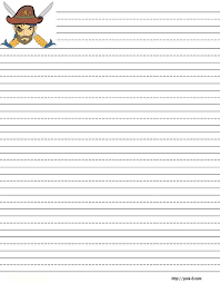 free lined paper for kids printable writing paper free