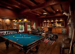 Billiard Room Decor 15 Homes With Amazing Pool Tables That Are Anything But An Eyesore