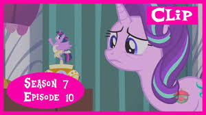 Seeking Episode 10 My Pony Fim Starlight Seeking A Friendship Problems