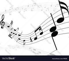 musical notes royalty free vector image vectorstock