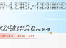guaranteed resumes entry level resume sles interviews guaranteed