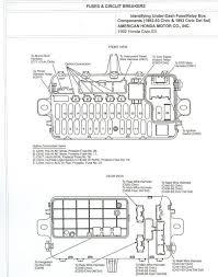 2007 honda civic wiring diagram