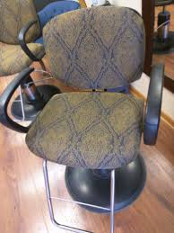 salon chair covers salon chair upholstery zoe s hair design