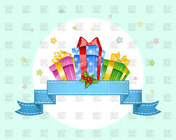 bows for gift boxes colorful gift boxes with bows on frame with ribbon royalty