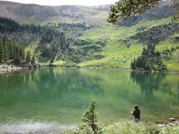 New Mexico lakes images Hidden lake wheeler peak new mexico no roads you gotta hike 8 jpg