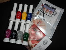rio professional nail art kit a perfect masquerade