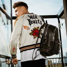 Flag Complex Coachmens2017 Snake And Star Souvenir Jacket And Flag Backpack