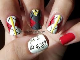 super mario nail designs images nail art designs