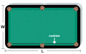 what are the dimensions of a pool table what size is a regulation pool table pool table dimensions size