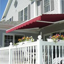 Sunsetter Awnings Parts 5 Different Types Of Awnings To Cover Your Deck