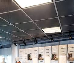 Sound Absorbing Ceiling Panels by Ceiling Tiles Acoustical Surfaces
