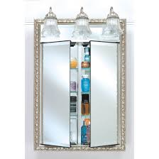 recessed medicine cabinet with lights recessed lighted medicine cabinet pertaining to house broan nutone