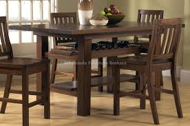 oval counter height dining table counter height dining set with leaf square table tables unique