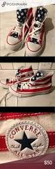 Converse American Flag Shoes The 25 Best American Flag Converse Ideas On Pinterest American