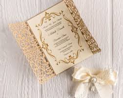 Beauty And The Beast Wedding Invitations Beauty And The Beast Invitation Red Rose Invitation