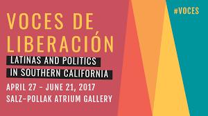 Csuf Map Pollak Library Voces De Liberación Latinas And Politics In