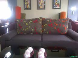 a set of living room sofa home furniture and décor