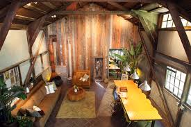 costa mesa barn turned into a slice of loft like living l a at