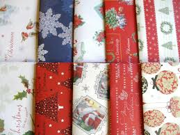 10 sheets of traditional wrapping paper co uk