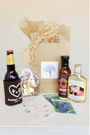 wedding gift bags ideas dallas wedding planners welcome bags for out of town guests