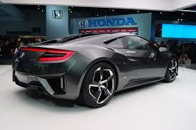 honda supercar concept new honda nsx pictures new honda nsx rear auto express