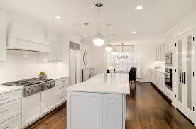 long kitchens long kitchen island with hudson valley lighting lambert pendant